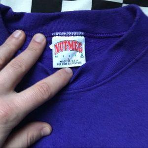 Nutmeg Shirts - VTG Lakers Crew